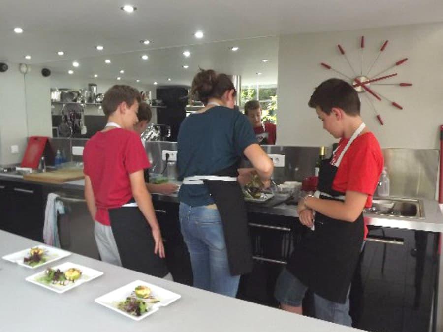 Atelier cuisine pour ados 12-16 ans à Nice