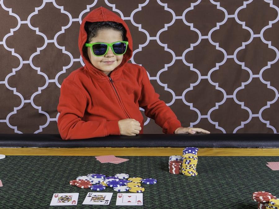 Anniversaire Casino 6-12 ans à Paris 18ème