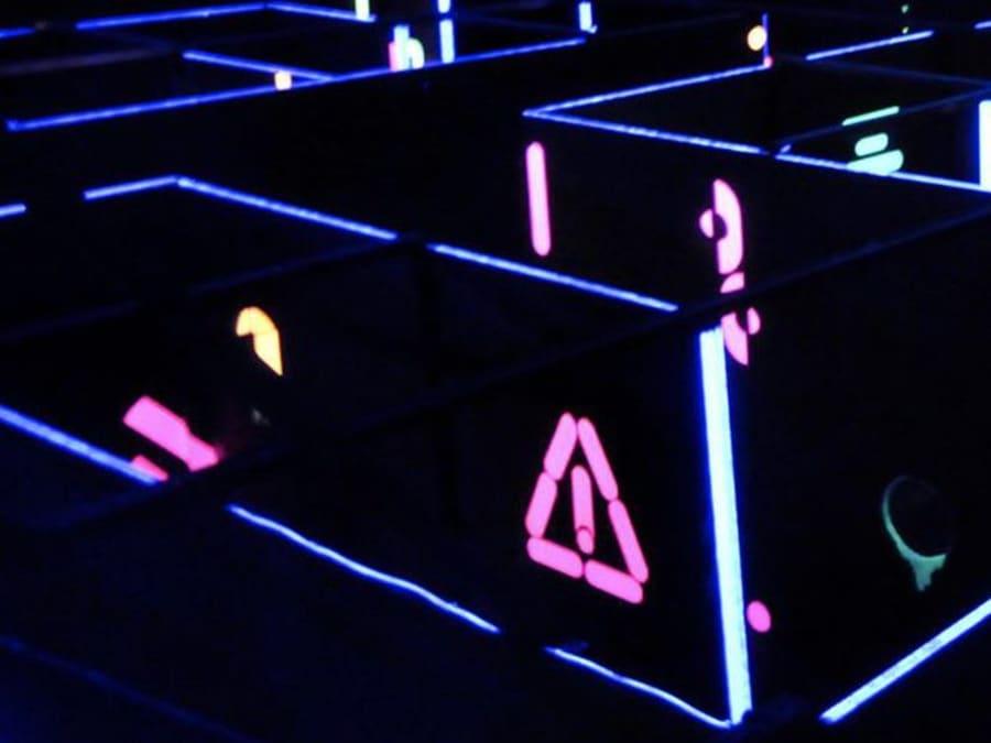 Laser Game à Cauffry à proximité de Creil (60)