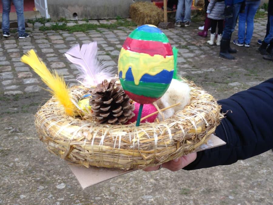 Atelier créatif & animaux de la Ferme de Gally (St Cyr l'Ecole)