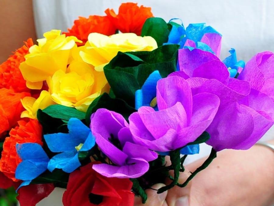 Atelier EVJF Création du Bouquet de la Mariée à domicile
