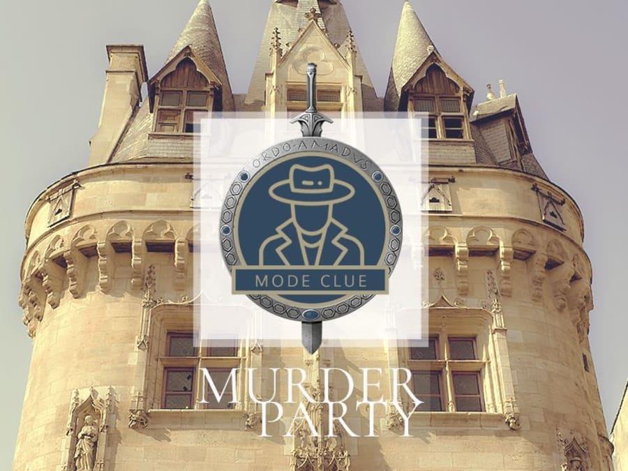 Murder Party Clue Moyen-Âge à Bordeaux