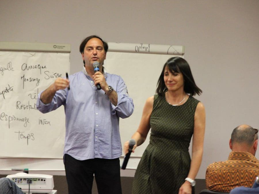 Team Building Jeu d'Equipe Pédagogique