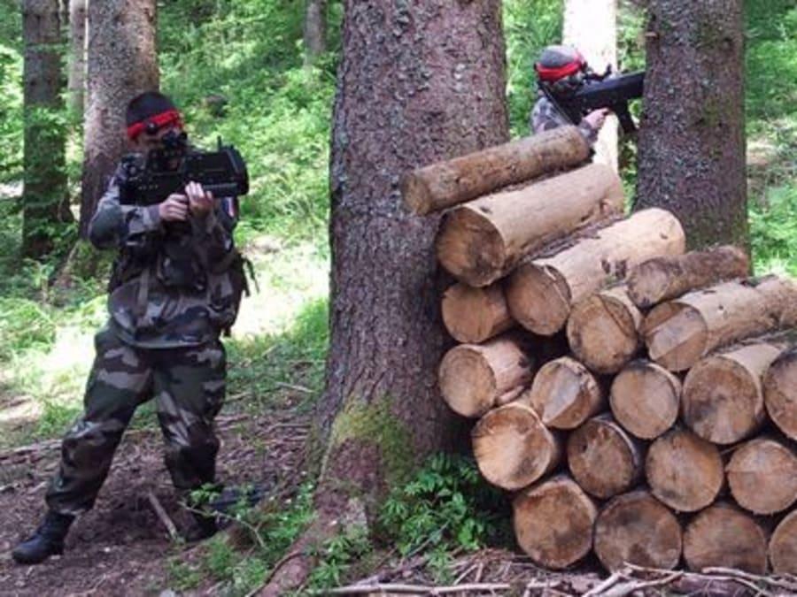 Battlefield en Chartreuse proche Grenoble (38)