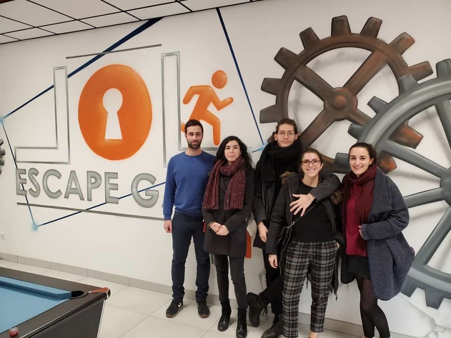 Team Building Escape Game à Montpellier