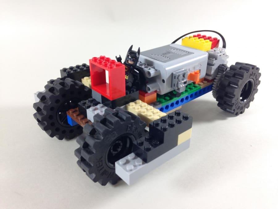 Stage vacances LEGO® Pré-ingénierie mécanique à Paris 16ème