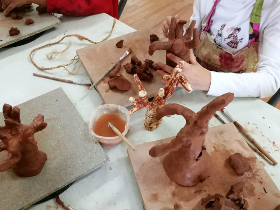 Anniversaire Sculpture 5-15 ans à Maffliers (95)