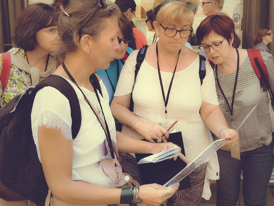 Team Building Code Quest en plein cœur de Lyon