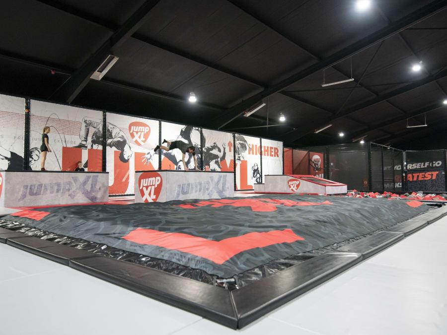 Trampoline Park Jump XL à Valenciennes (59)