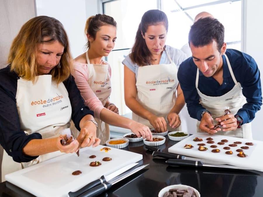 Cours De Patisserie A L Ecole De Cuisine Ducasse Funbooker