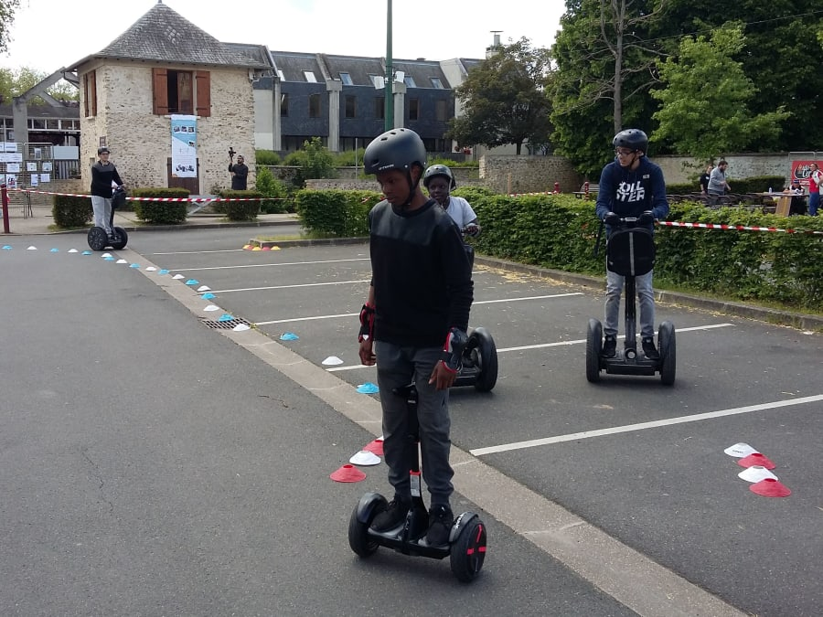Animation Segway ou Gyropode en Ile-de-France