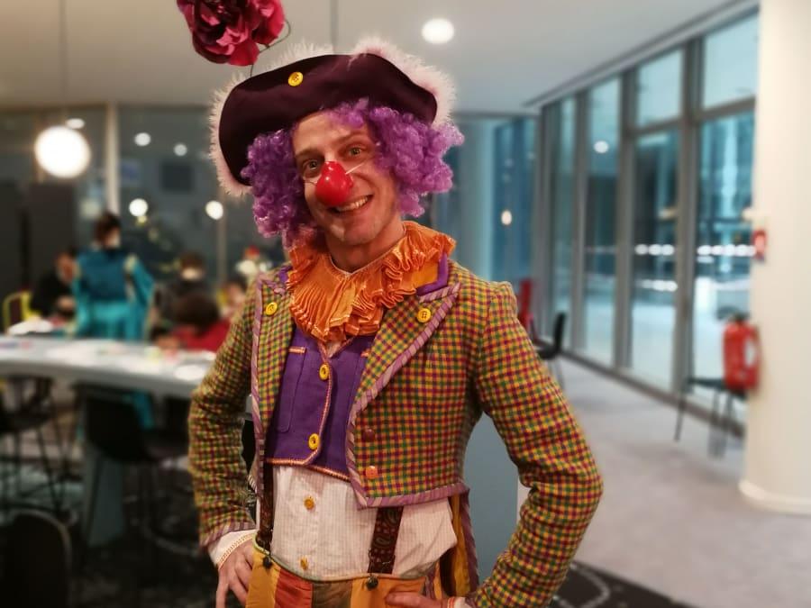 Un Clown pour ton Anniversaire spécial 3-6 ans !
