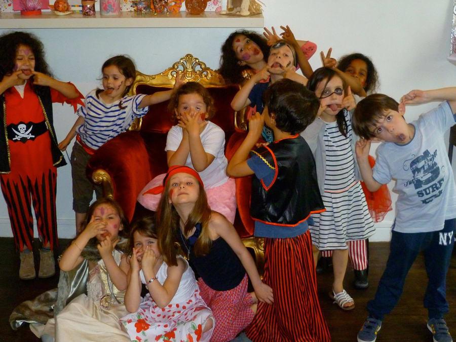 Anniversaire Kermesse 5-9 ans à Paris 12ème