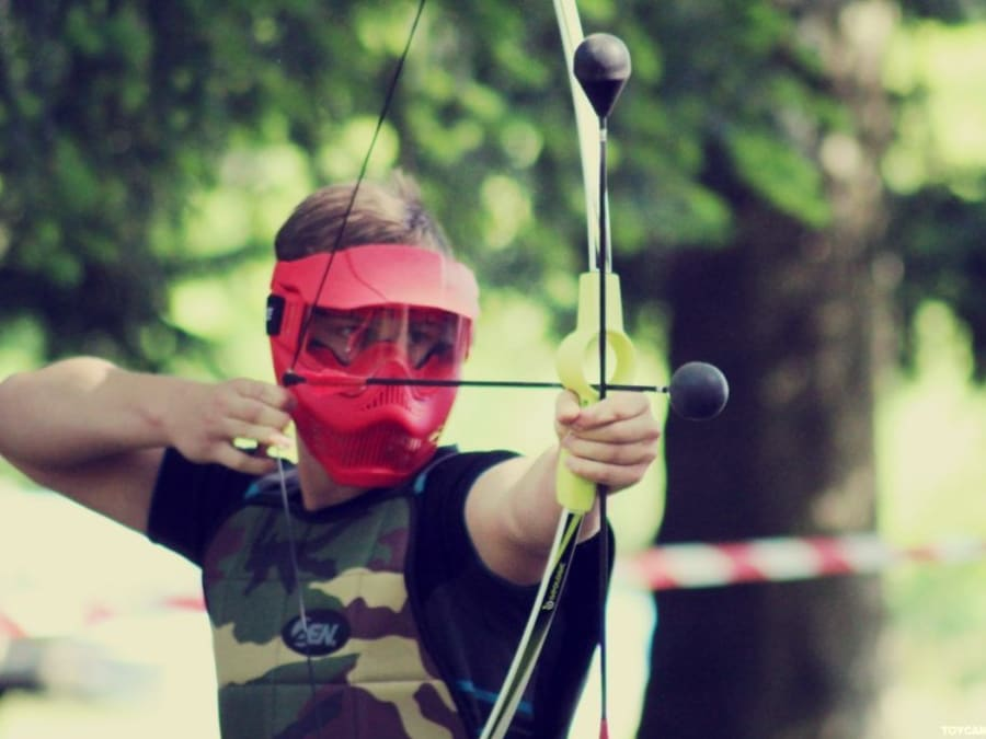 Anniversaire Fun Archery dès 6 ans proche Grenoble (38)