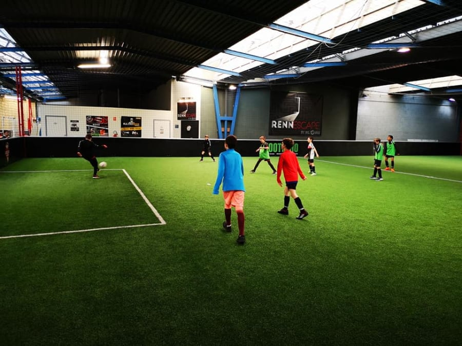 Anniversaire Football & Bubble Foot  8-16 ans à Rennes