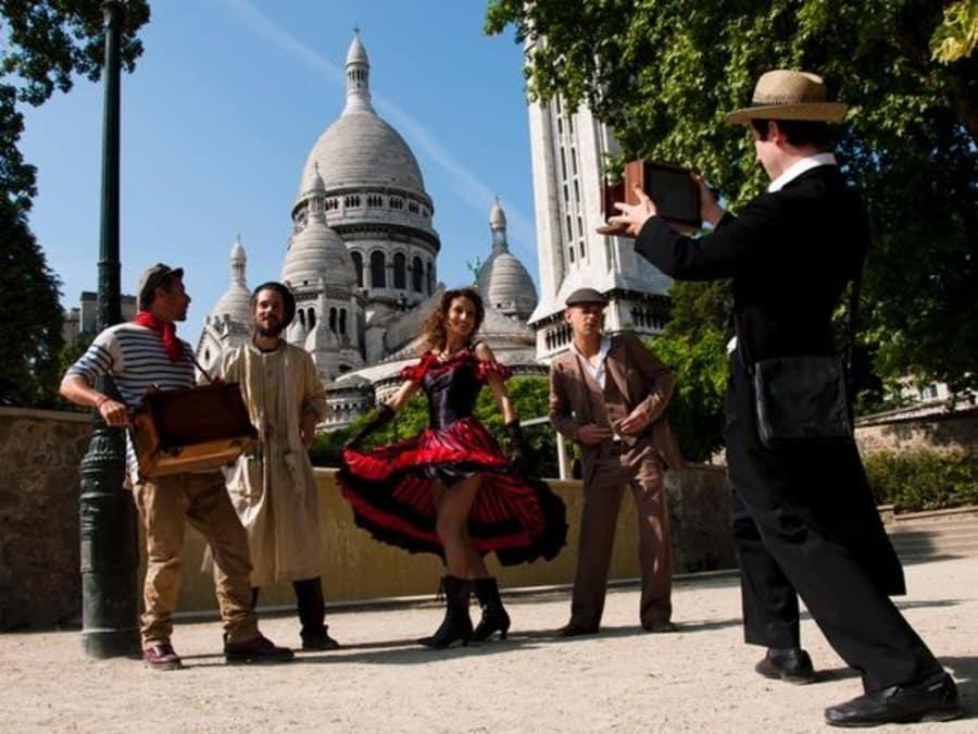 Visite spectacle : le nouvel esprit de Montmartre