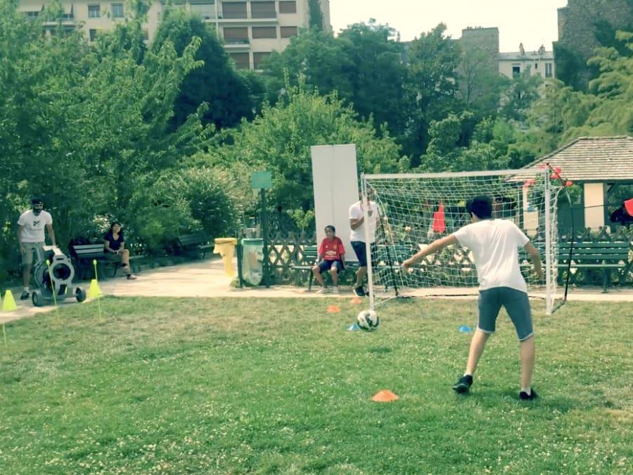 Anniversaire 100% Football à domicile ou dans un parc (IDF)