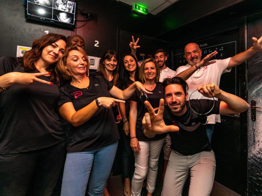 Team Building Parcours Sensoriel à Marseille