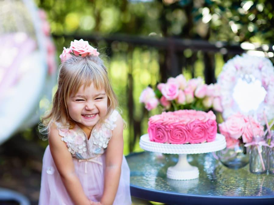 Anniversaire Princess Party 3-10 ans à domicile