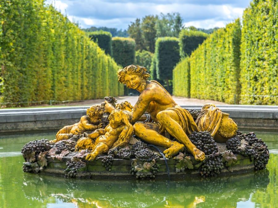 Anniversaire Jeu de Piste 6-12 ans Les Jardins de Versailles