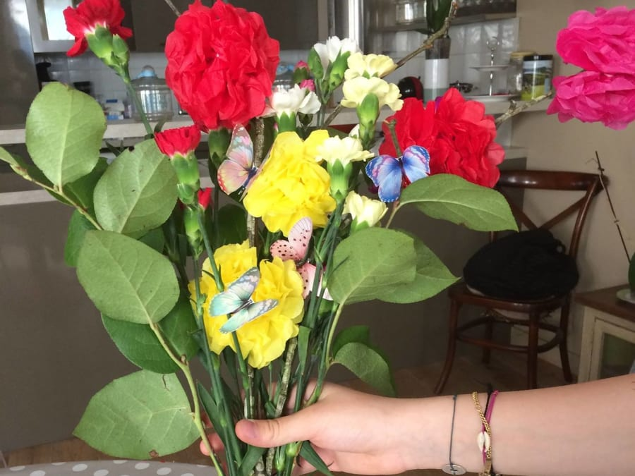 Anniversaire Art Floral 5-14 ans à Paris 6ème