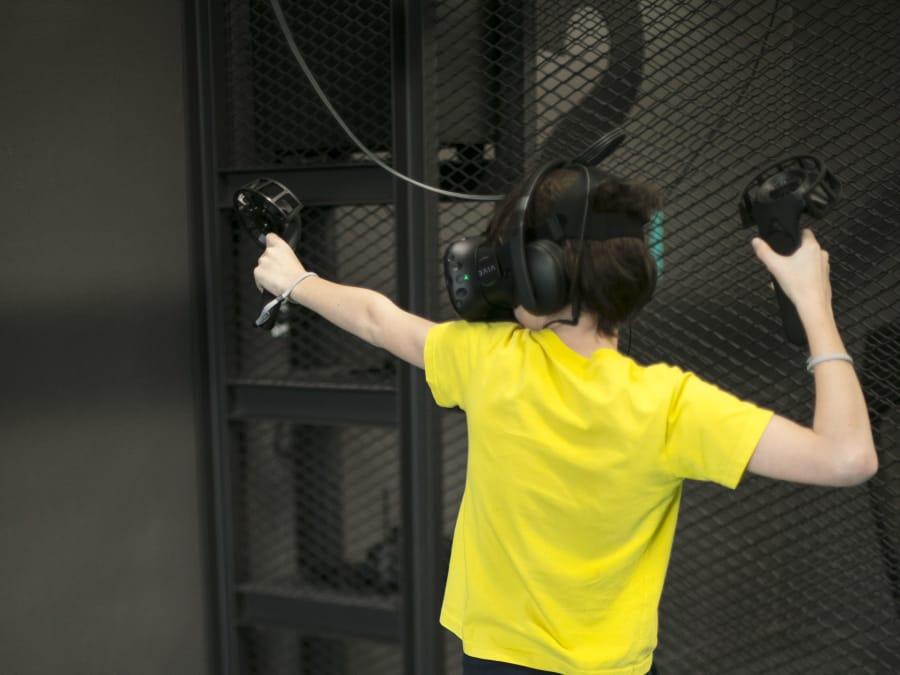 Anniversaire Réalité Virtuelle 7-18 ans à Paris 2ème