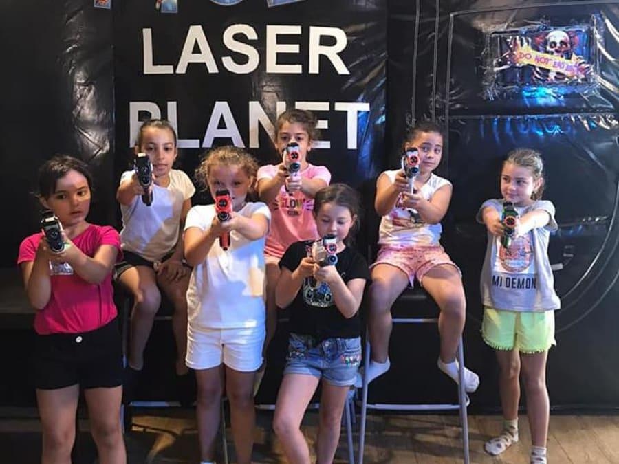 Parties de Laser Game à Nice Centre-Ville (06)