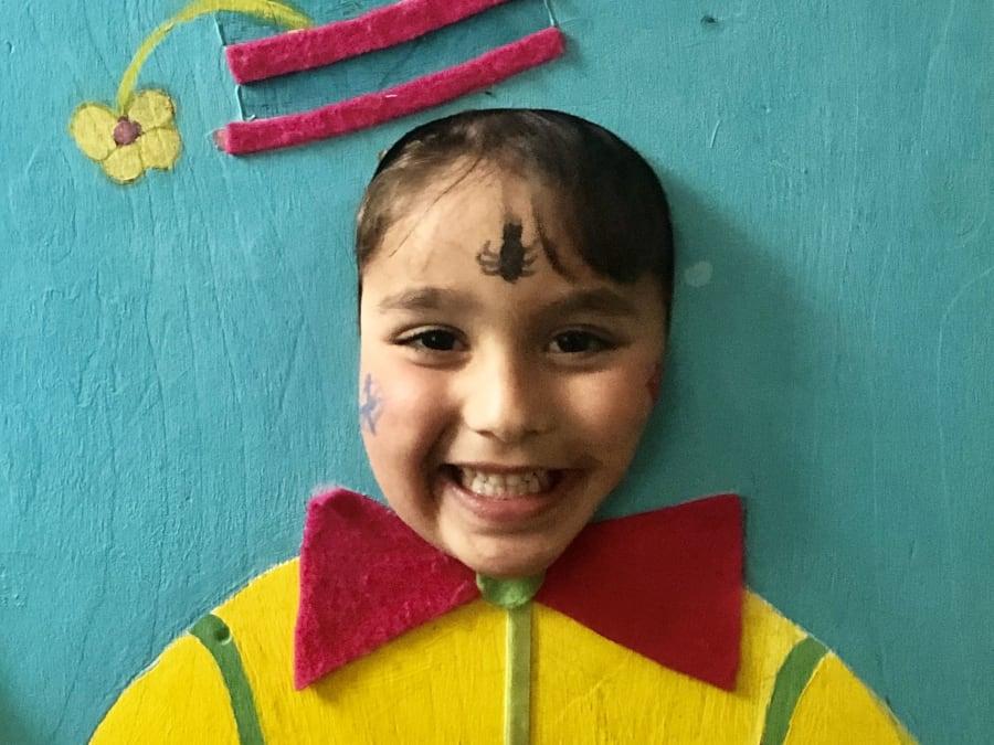 Anniversaire Lili fait son cirque 4-6 ans à domicile