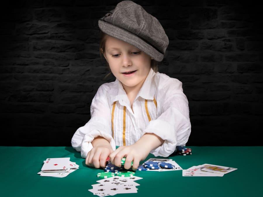 Anniversaire Casino 8 à 12 ans à domicile (IDF)