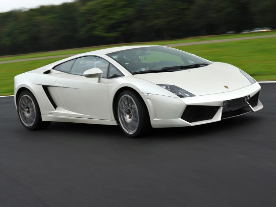 Stage de pilotage Lamborghini LP560 - Circuit de Bresse (71)
