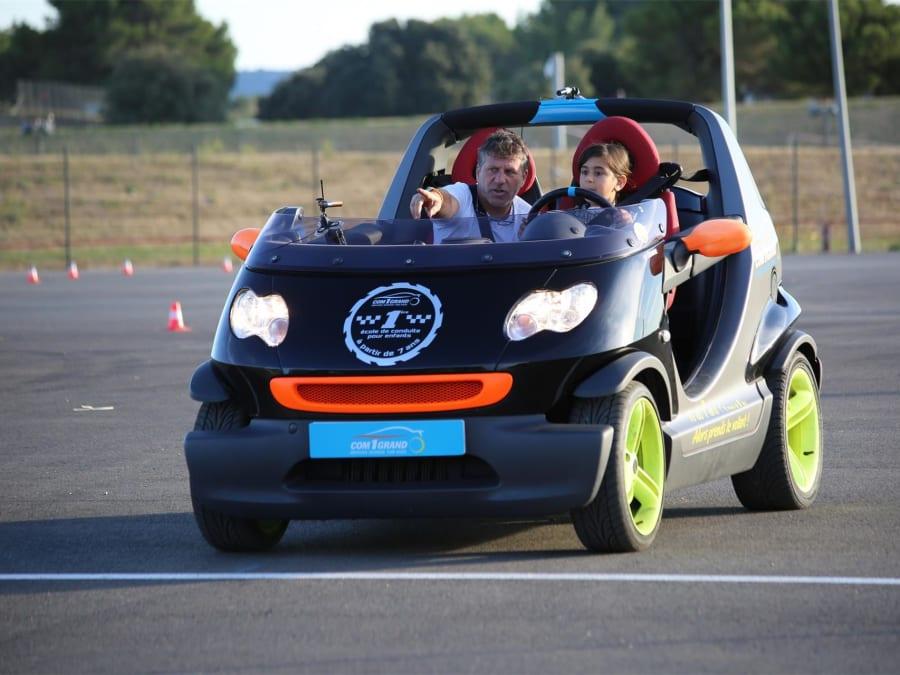 Stage de Pilotage pour enfants - Circuit Paul Ricard