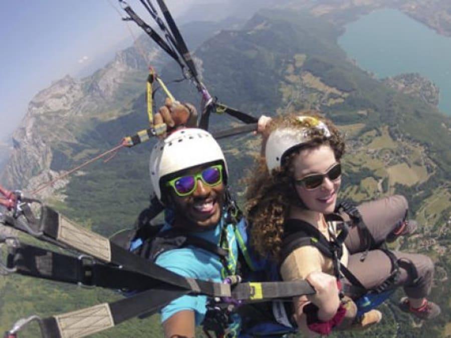 Vol en Parapente à Annecy (74, Haute-Savoie)