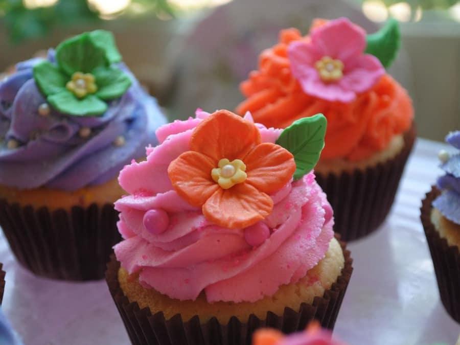 Anniversaire Atelier Cupcakes 6-12 ans à domicile