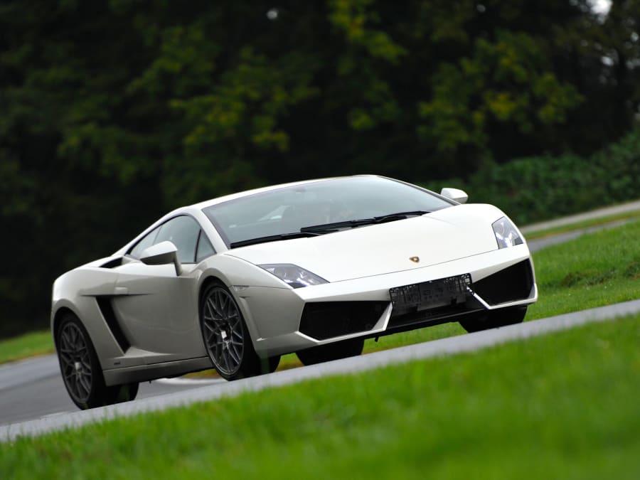 Stage pilotage en Lamborghini LP560 -Circuit des Ecuyers (02)