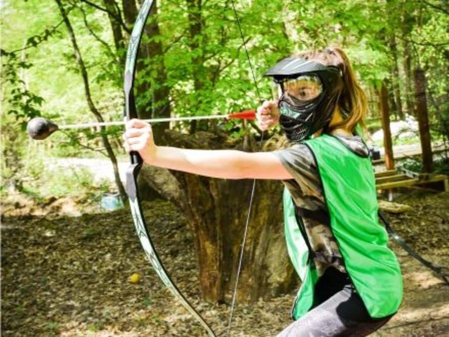 Anniversaire Archery Tag 12-16 ans à Chevry-Cossigny (77)