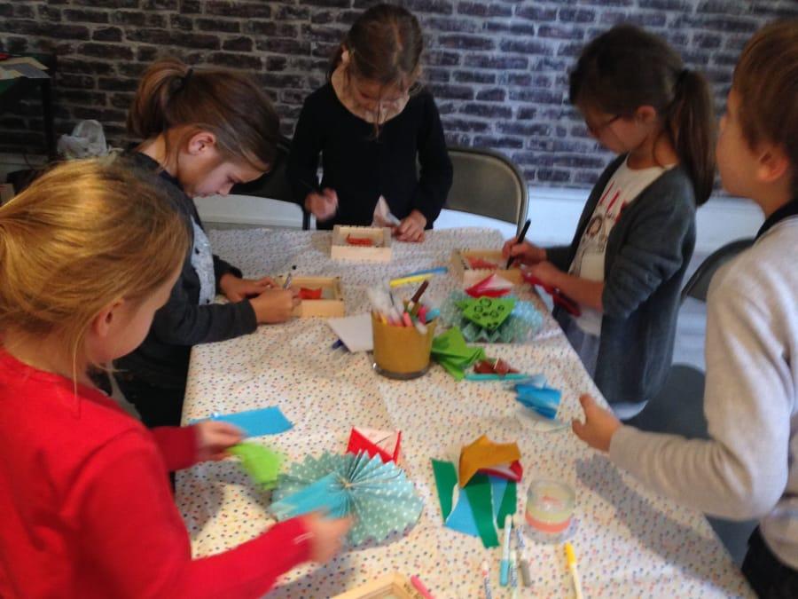 Atelier DIY pour enfants de 7 à 10 ans