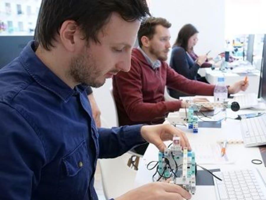Team Building Challenge Robotique & Programmation à Paris