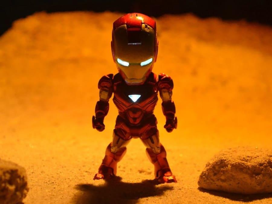 Anniversaire Iron Man 3-12 ans à domicile