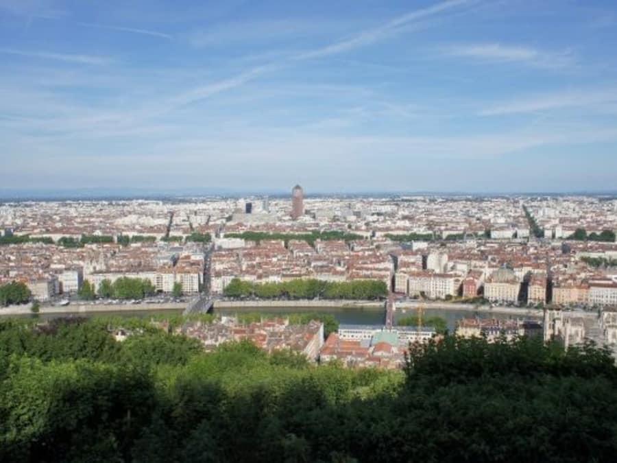 Survol de Lyon en hélicoptère en promo -19% !