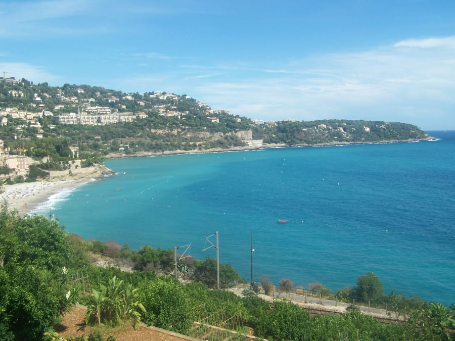 Stand Up Paddle au Cap Martin près de Monaco (06)