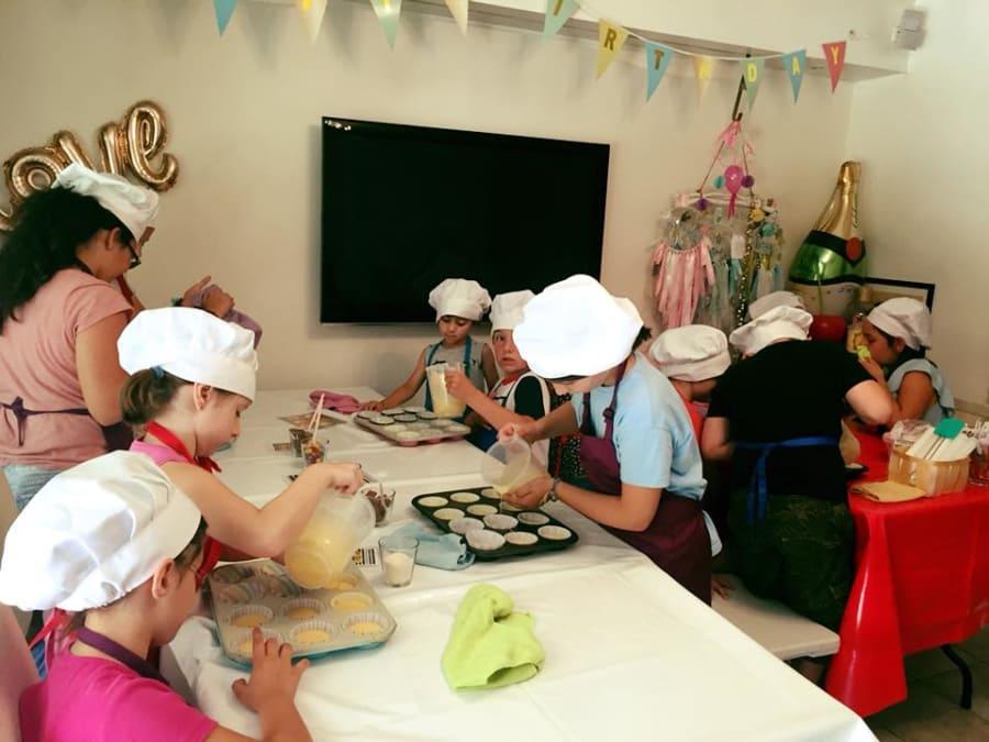 Anniversaire Pâtisserie 5-16 ans à Saint-Maur-des-Fossés (94)