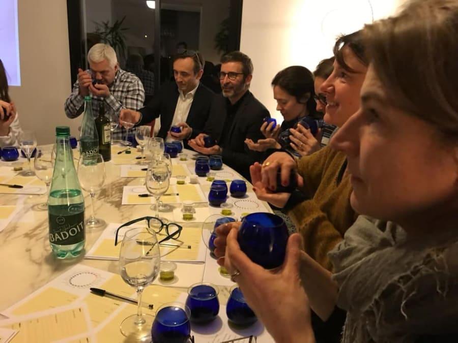 Team Building Dégustation d'Huile d'Olive