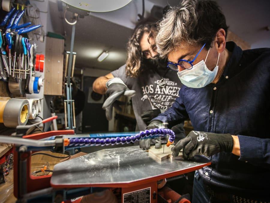 Team Building Atelier Bricolage en Ile-de-France