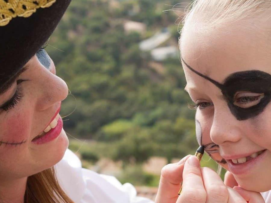 Anniversaire Pirate 3-12 ans à domicile (IDF)