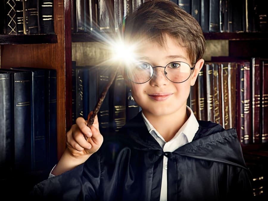 Anniversaire Harry Potter 6-12 ans à domicile