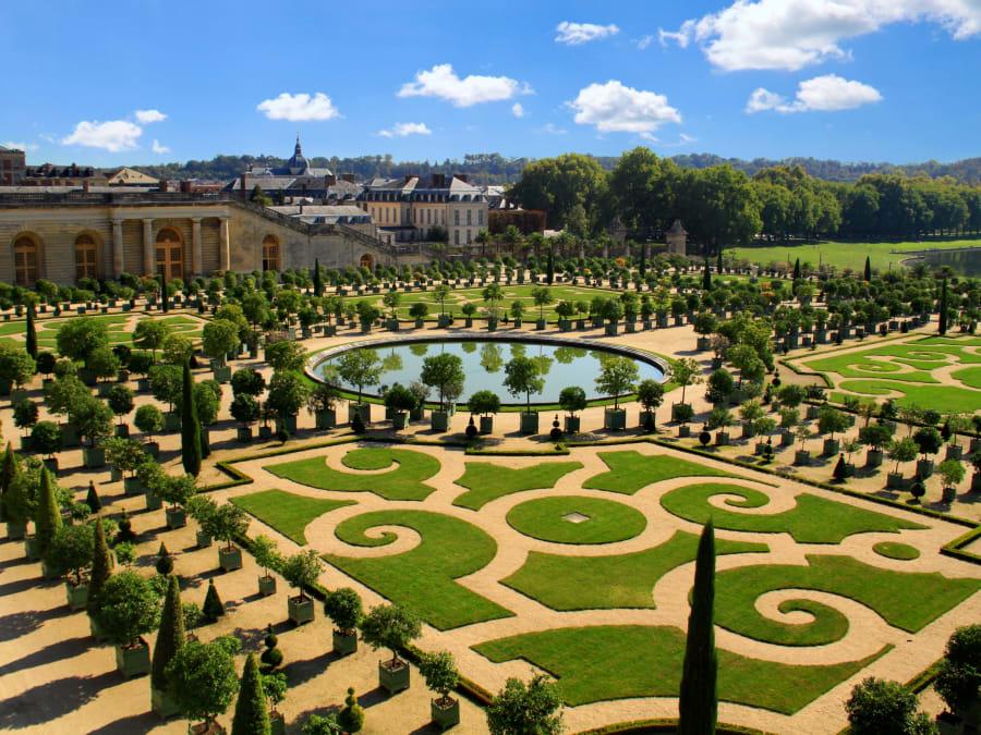 Team Building Cluedo dans les Jardins de Versailles (78)
