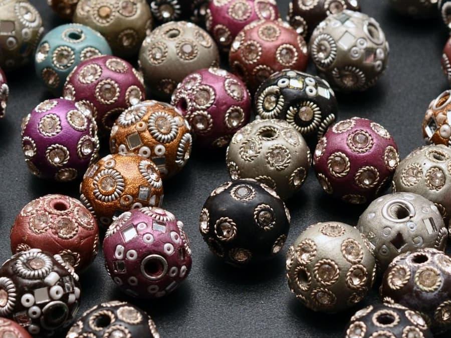 Anniversaire Création de Bijoux pour les 5-12 ans à domicile