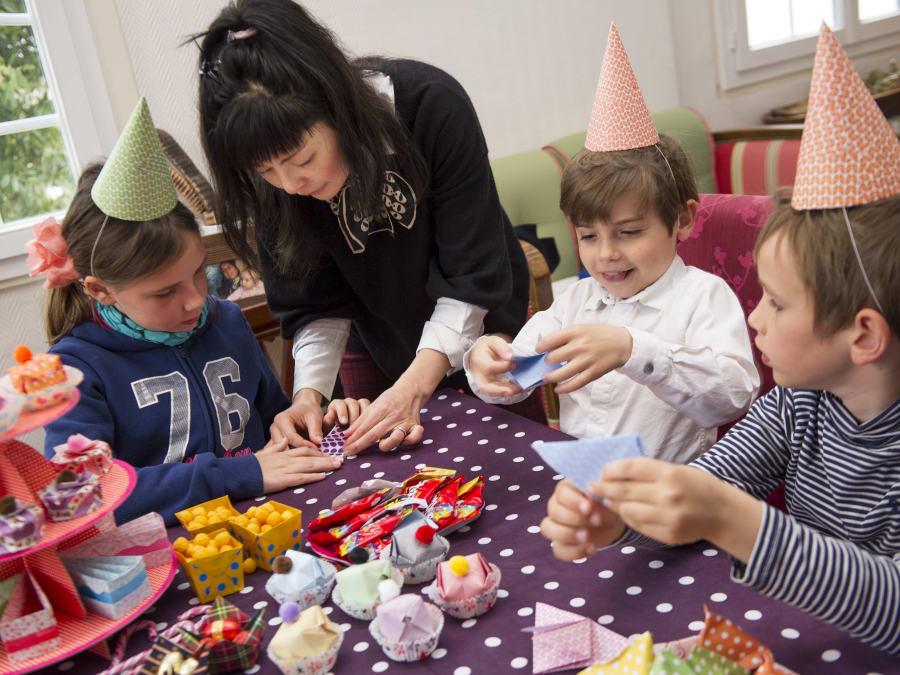 Anniversaire Origami Party 6-15 ans à domicile (33)