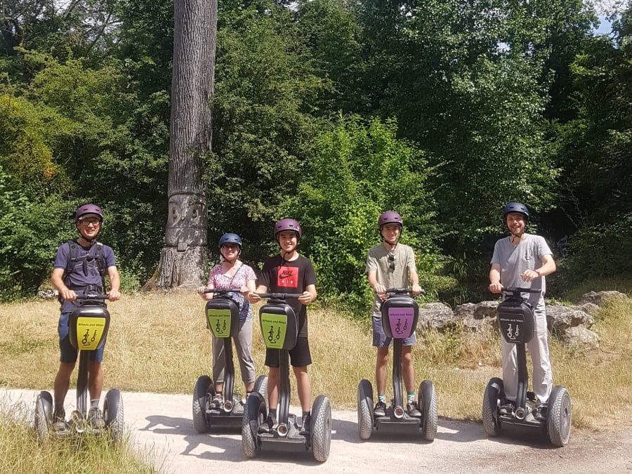 Team Building Segway Tour au Bois de Boulogne ou de Vincennes