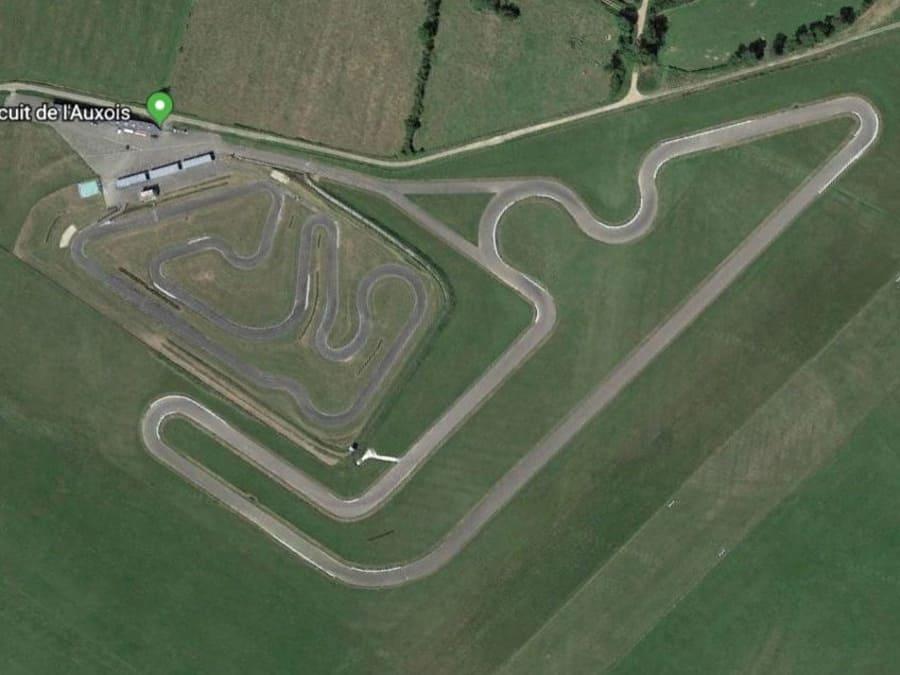 Stage de pilotage en Mustang GT sur circuit, Pouilly en Auxois